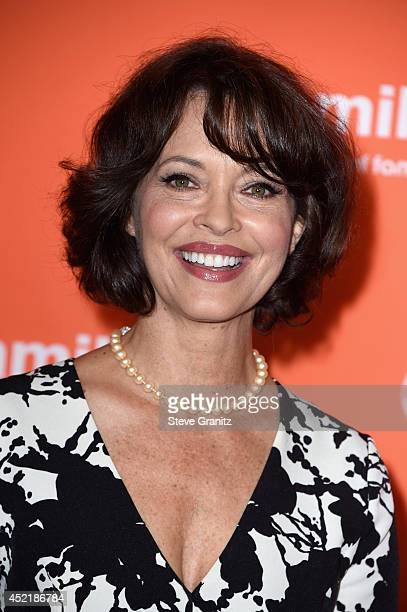 Actress Mary Page Keller attends the Disney/ABC Television Group 2014 Television Critics Association Summer Press Tour at The Beverly Hilton Hotel on...