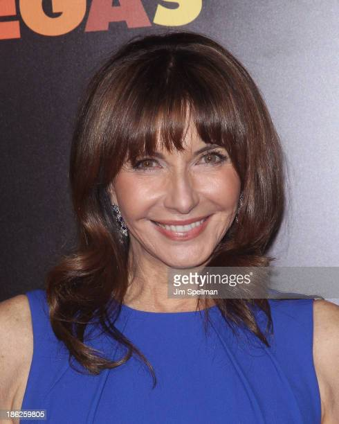 """Actress Mary Steenburgen attends the """"Last Vegas"""" premiere at the Ziegfeld Theater on October 29, 2013 in New York City."""