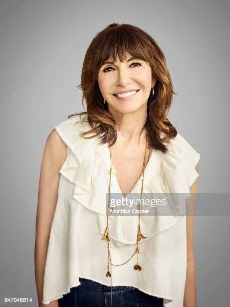 Actress Mary Steenburgen from 'The Last Man on Earth' is photographed for Entertainment Weekly Magazine on July 23 2016 at Comic Con in the Hard Rock...