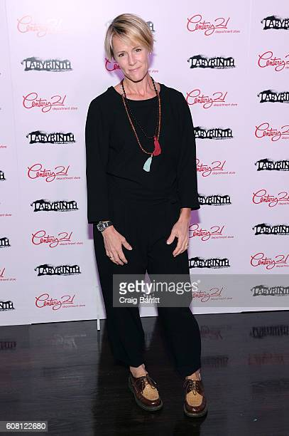 Actress Mary Stuart Masterson attends the Labyrinth Theater Company's Celebrity Charades Gala 2016 at Capitale on September 19 2016 in New York City