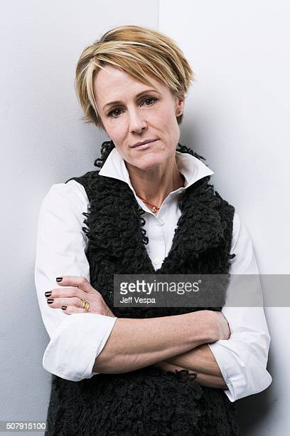Actress Mary Stuart Masterson of 'As You Are' poses for a portrait at the 2016 Sundance Film Festival on January 25 2016 in Park City Utah