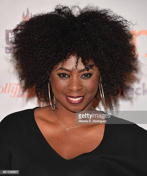 Actress Maryam Myika Day attends the Broadcast Film Critics Association's Celebration of Black Cinema at the House of Blues Sunset Strip on January 7...