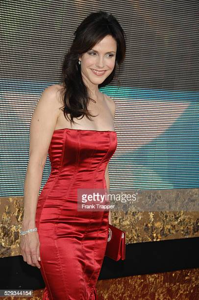 Actress Mary-Louise Parker arrives at the 59th annual Primetime Emmy�� Awards held at the Shrine Auditorium.