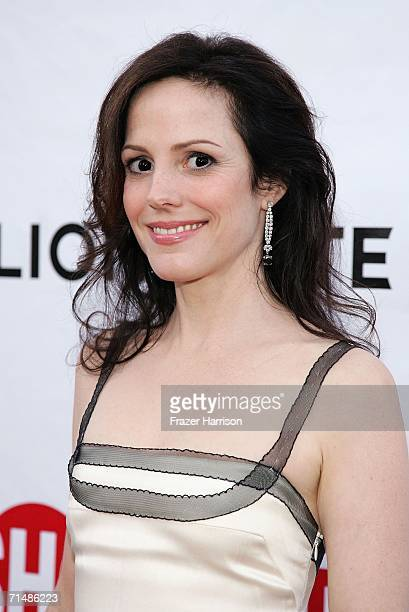 Actress MaryLouise Parker arrives at the premiere of season two of Showtime's series Weeds at the Egyptian Theatre on July 19 in Hollywood California