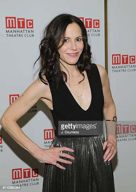 Actress MaryLouise Parker attends the Heisenberg Broadway Opening Night After Party at Copacabana on October 13 2016 in New York City