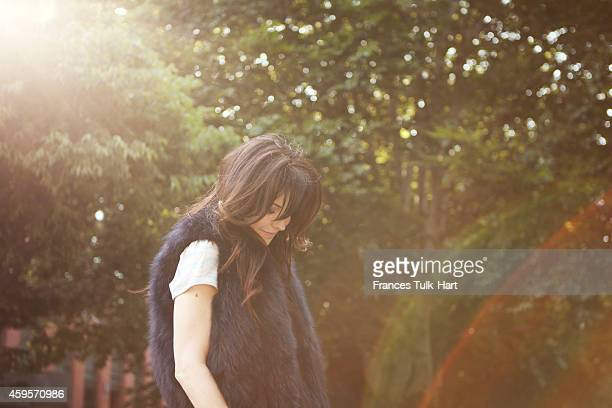 Actress MaryLouise Parker is photographed for Untitled Magazine on June 21 2013 in New York City