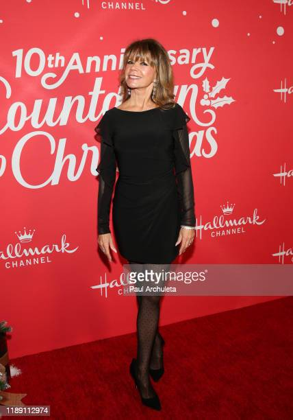 Actress MaryMargaret Humes attends Hallmark Channel's 10th Anniversary of Countdown To Christmas screening and party at 189 by Dominique Ansel on...