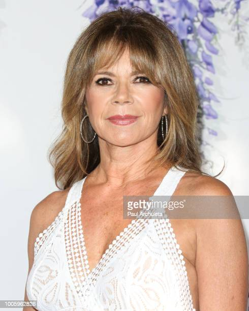 Actress MaryMargaret Humes attends the 2018 Hallmark Channel Summer TCA at Private Residence on July 26 2018 in Beverly Hills California