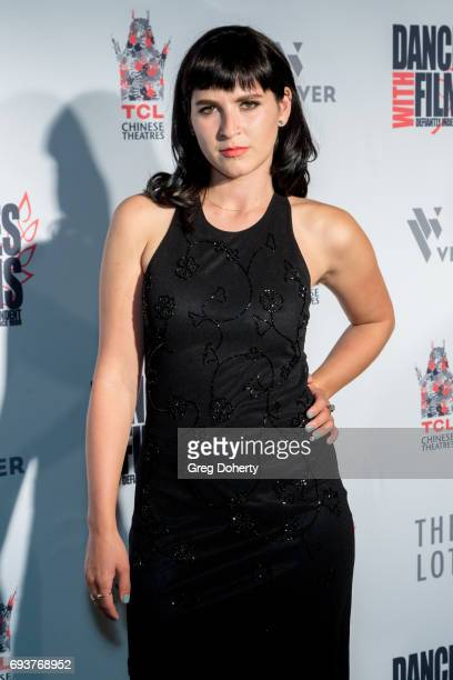 Actress Marzy Hart attends the Landing Up World Premiere during 20th Annual Dances With Films at TCL Chinese 6 Theatres on June 7 2017 in Hollywood...