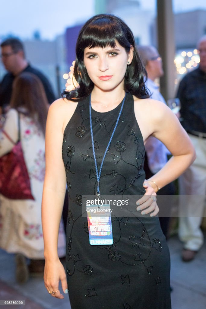 Actress Marzy Hart attends the 'Landing Up' World Premiere during 20th Annual Dances With Films at TCL Chinese 6 Theatres on June 7, 2017 in Hollywood, California.