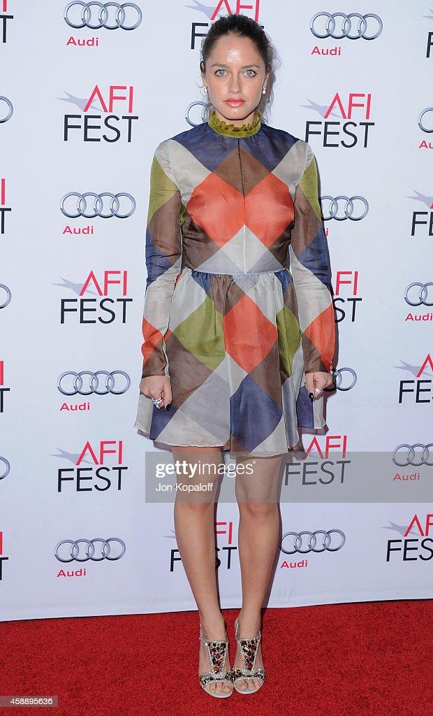 Matilde Gioli Photos Photos - AFI FEST 2014 Presented By