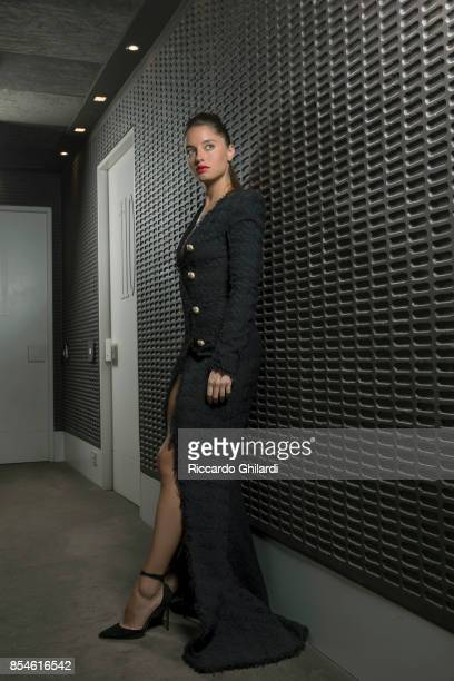 Actress Matilde Gioli is photographed for Sef Assignment on August 30 2017 in Venice Italy
