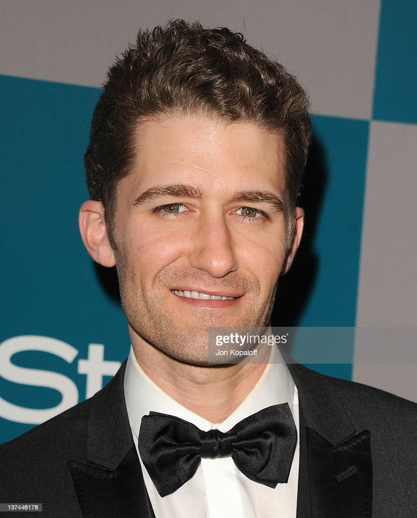 Actress Matthew Morrison arrives at the 13th Annual Warner Bros. And InStyle Golden Globe After Party held at The Beverly Hilton hotel on January 15, 2012 in Beverly Hills, California.