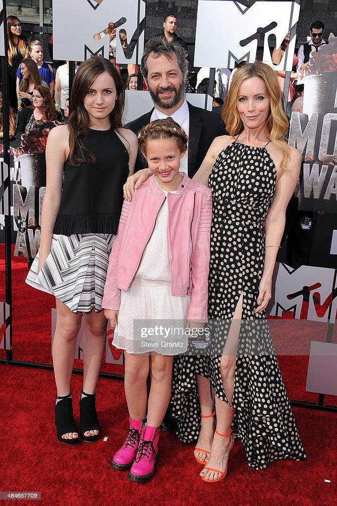 2014 MTV Movie Awards - Arrivals : News Photo