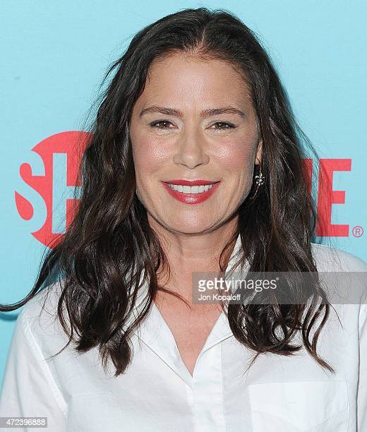 Actress Maura Tierney arrives at the screening of Showtime's 'The Affair' at Samuel Goldwyn Theater on May 6 2015 in Beverly Hills California
