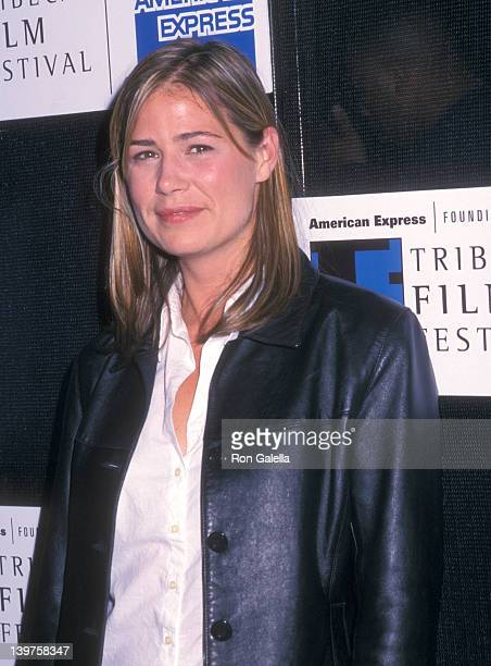 Actress Maura Tierney attends 'Insomnia' on May 11 2002 at the Tribeca Performing Arts Center in New York City
