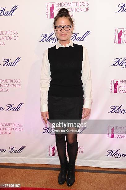Actress Maura Tierney attends the Endometriosis Foundation of America's 6th annual Blossom Ball hosted by Padma Lakshmi and Tamer Seckin MD at 583...