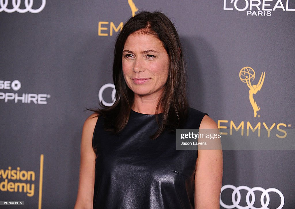 Television Academy Hosts Reception For Emmy Nominated Performers - Arrivals : Nieuwsfoto's