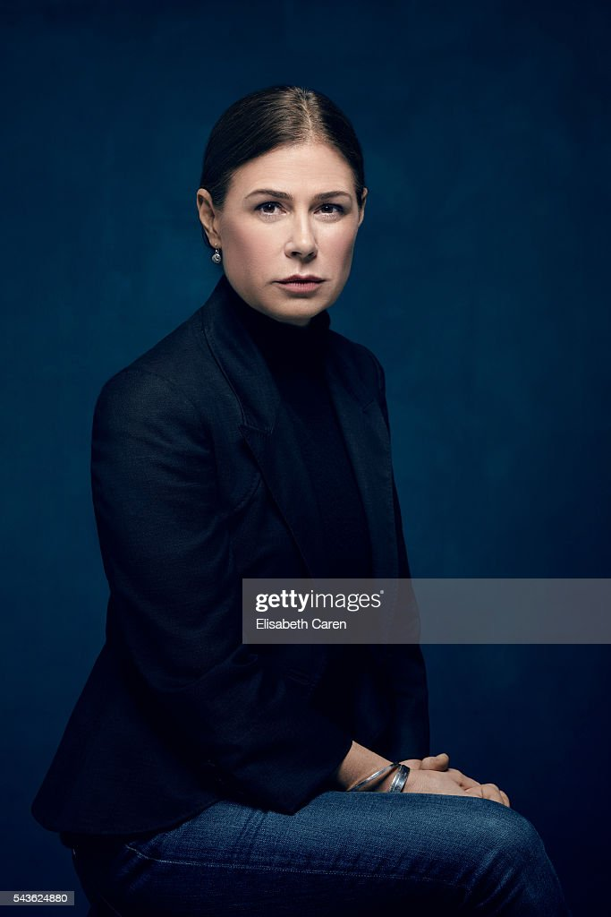 Maura Tierney, The Wrap, June 22, 2016