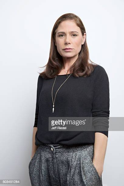 Actress Maura Tierney is photographed for TV Guide Magazine on January 12, 2015 in Pasadena, California.