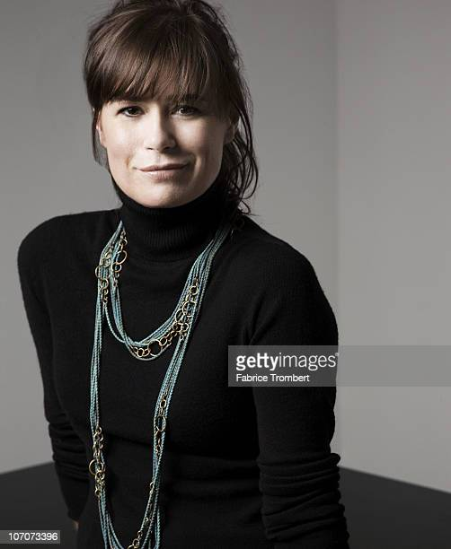 Actress Maura Tierney is photographed for Venice Magazine
