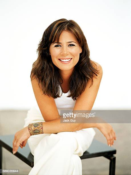 Actress Maura Tierney is photographed in 2005 in Los Angeles California