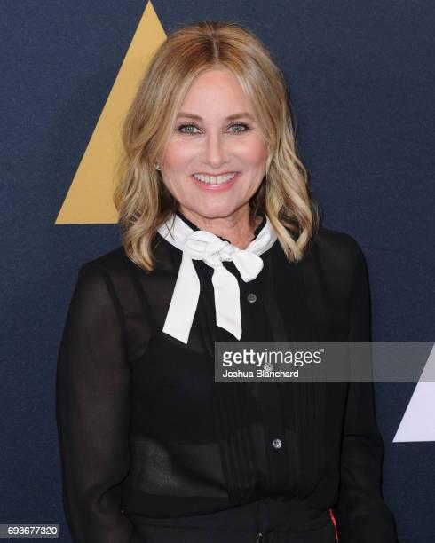 Actress Maureen McCormick arrives at The Academy Celebrates Filmmaker Richard Donner at Samuel Goldwyn Theater on June 7 2017 in Beverly Hills...