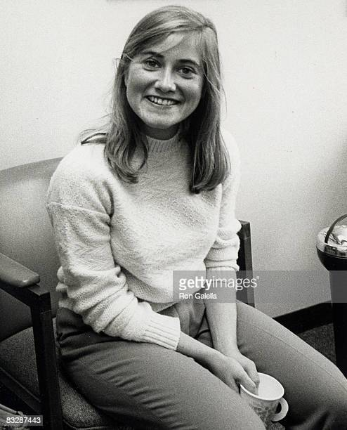 Actress Maureen McCormick attending 1979 International Summer Special Olympics on August 9 1979 at the SUNY Campus in Brockport New York
