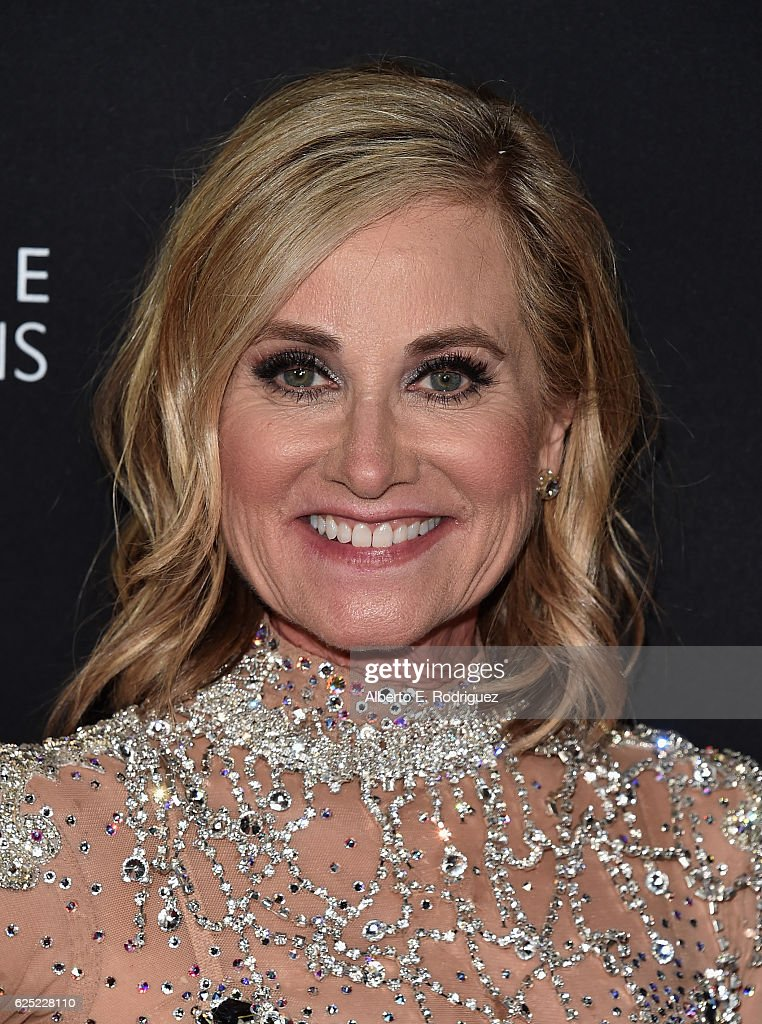 Actress Maureen McCormick attends ABC's 'Dancing With The Stars' Season 23 Finale at The Grove on November 22, 2016 in Los Angeles, California.