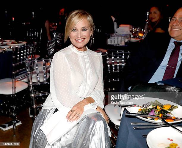Actress Maureen McCormick attends amfAR's Inspiration Gala at Milk Studios on October 27 2016 in Hollywood California