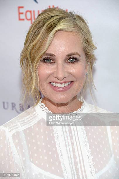 Actress Maureen McCormick attends Equality Now's third annual Make Equality Reality Gala on December 5 2016 in Beverly Hills California