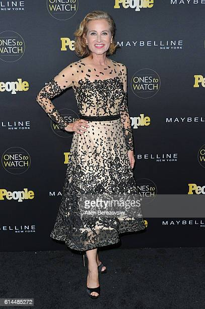 Actress Maureen McCormick attends People's Ones To Watch party at EP LP on October 13 2016 in West Hollywood California