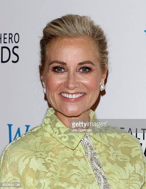 Actress Maureen McCormick attends the WebMD Health Hero Awards at TheTimesCenter on November 3 2016 in New York City