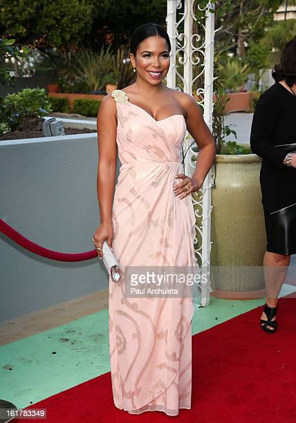 Actress Maya Gilbert attends the 21st annual Movieguide Awards at Hilton Universal City on February 15 2013 in Universal City California