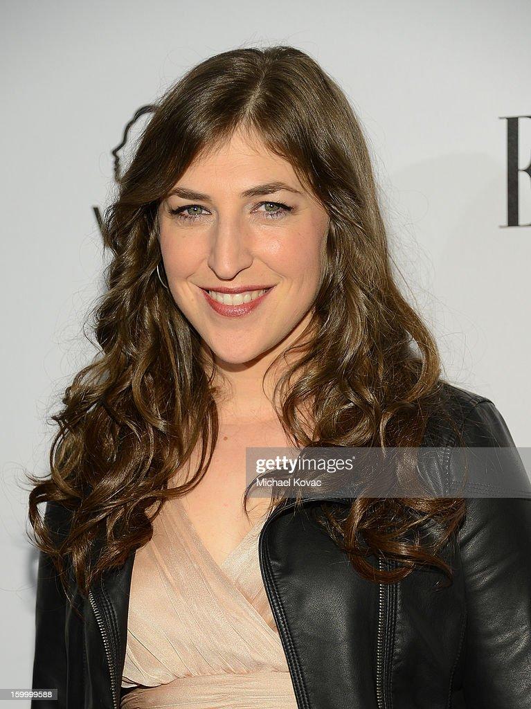 ELLE's Women in Television Celebration - Red Carpet : News Photo