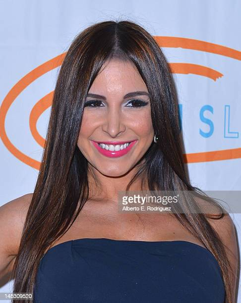 Actress Mayra Veronica arrives to the 12th Annual Lupus LA Orange Ball held at the Beverly Wilshire Four Seasons Hotel on May 24 2012 in Beverly...