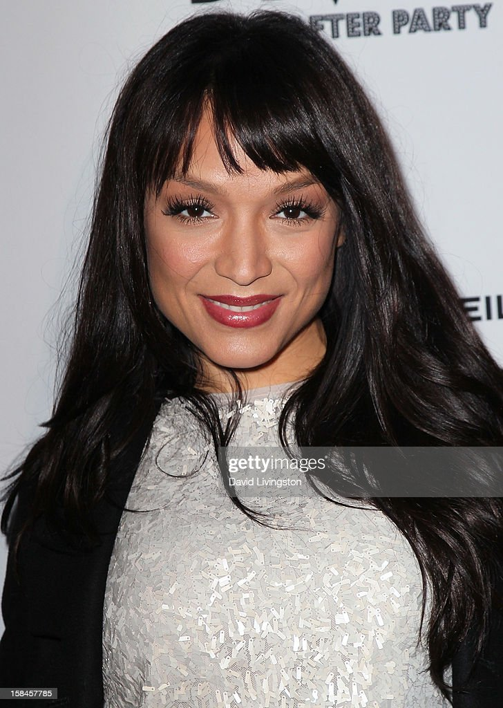 Actress Mayte Garcia attends the VH1 Divas After Party to benefit the VH1 Save The Music Foundation at the Shrine Expo Hall on December 16, 2012 in Los Angeles, California.