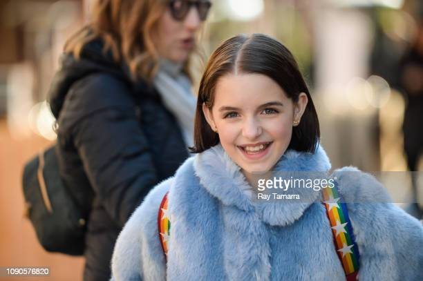 Actress Mckenna Grace attends the 2019 Sundance Film Festival on January 27 2019 in Park City Utah