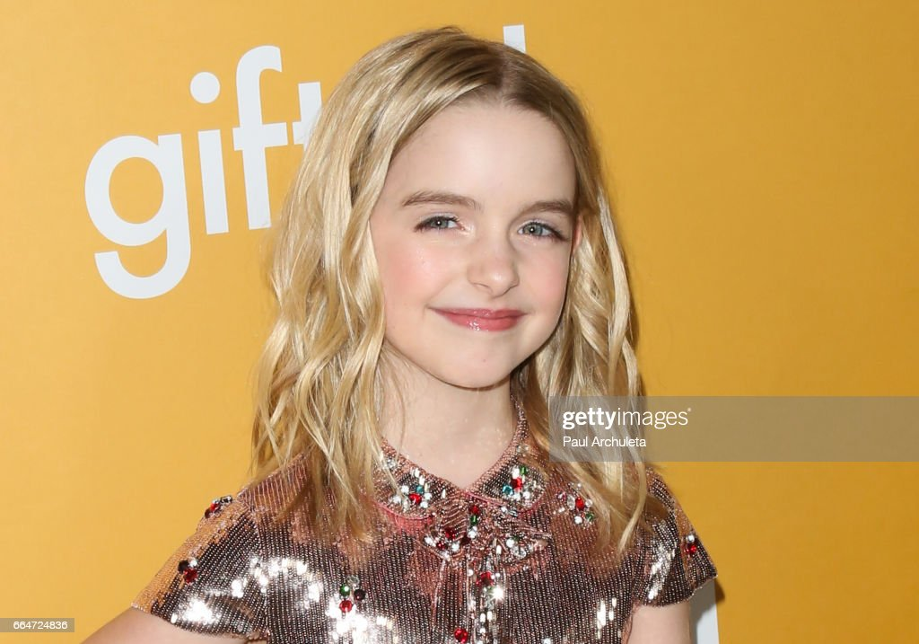 Premiere Of Fox Searchlight Pictures' 'Gifted' - Arrivals : News Photo