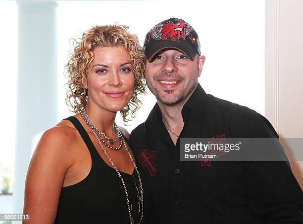 Actress McKenzie Westmore and Singer Seven Williams attend 'Alison Sweeney Hosts Hallmark Holiday Event to Benefit Feeding America' on November 14...