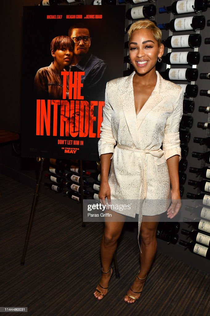 GA: The Intruder Atlanta Mixer With Michael Ealy, Meagan Good, And Deon Taylor