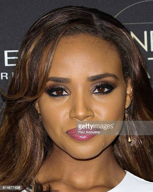 Actress Meagan Tandy attends People's Ones To Watch party at EP LP on October 13 2016 in West Hollywood California