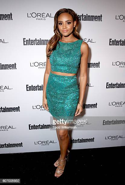 Actress Meagan Tandy attends the 2016 Entertainment Weekly PreEmmy party at Nightingale Plaza on September 16 2016 in Los Angeles California