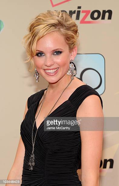 Actress Meaghan Martin attends the premiere of 'Camp Rock 2 The Final Jam' at Alice Tully Hall Lincoln Center on August 18 2010 in New York City