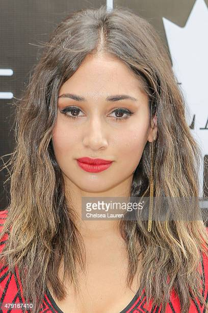 Actress Meaghan Rath arrives at the 2015 Golden Maple Awards at SLS Hotel on July 1, 2015 in Beverly Hills, California.