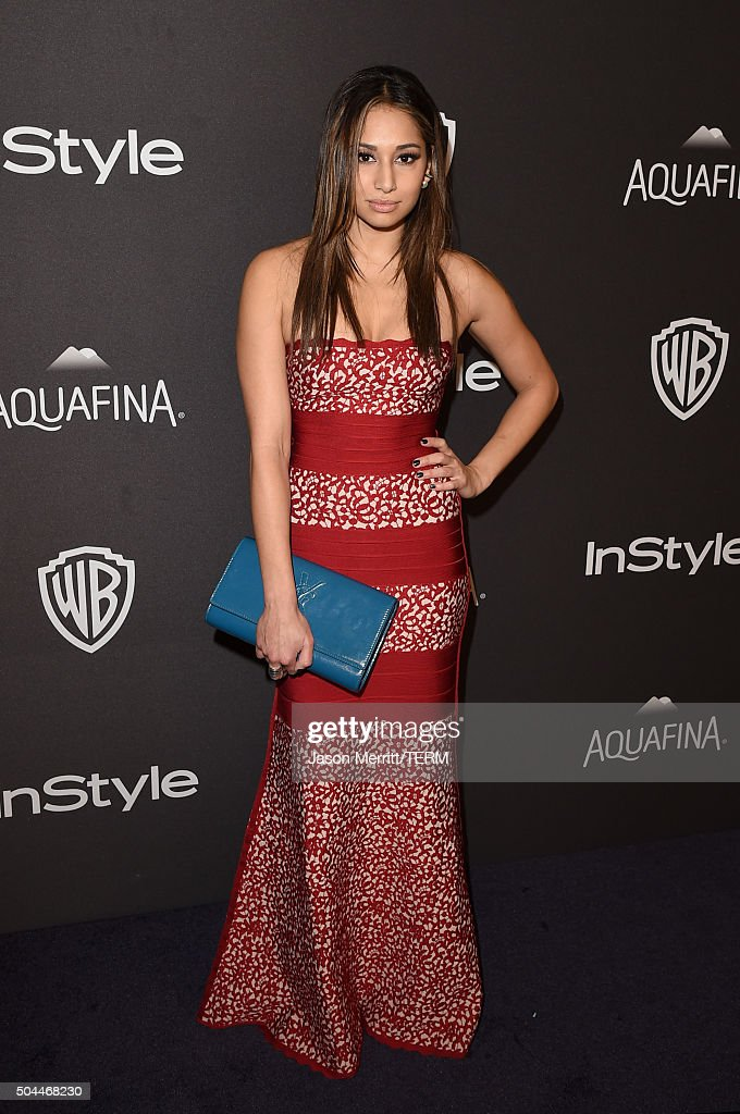 Actress Meaghan Rath attends The 2016 InStyle And Warner Bros. 73rd Annual Golden Globe Awards Post-Party at The Beverly Hilton Hotel on January 10, 2016 in Beverly Hills, California.