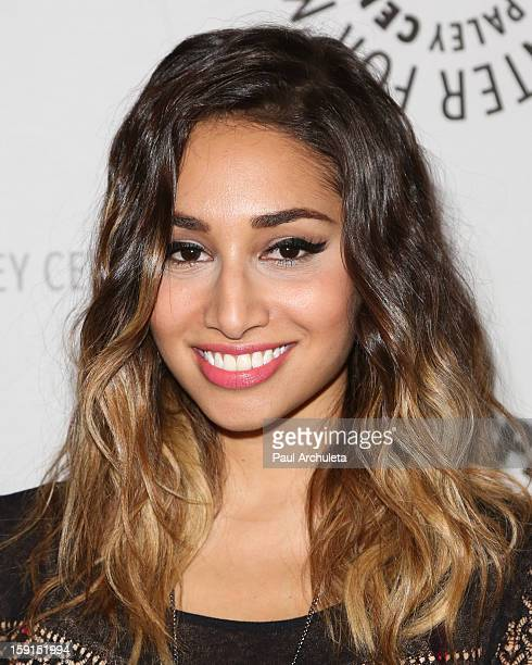 """Actress Meaghan Rath attends the premiere screening and panel discussion of Syfy's """"Being Human"""" season 3 at The Paley Center for Media on January 8,..."""