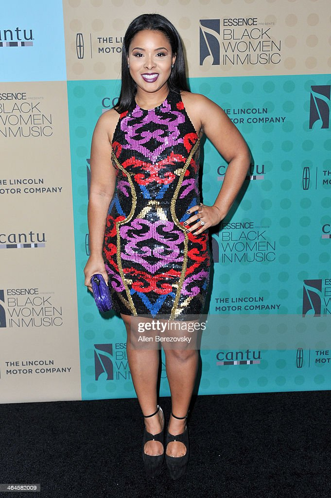 Actress Mechelle Epps attends Essence Magazine's 5th Annual Black Women In Music Event at 1 OAK on January 22, 2014 in West Hollywood, California.