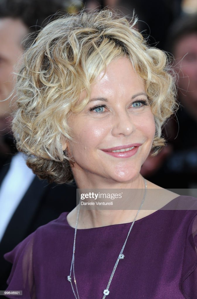 Actress Meg Ryan attends the premiere of 'Countdown to Zero' held at the Palais des Festivals during the 63rd Annual International Cannes Film Festival on May 17, 2010 in Cannes, France.