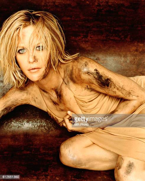 Actress Meg Ryan is photographed for Detour Magazine in 1999. COVER IMAGE.